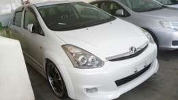 New Toyota wish