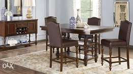 Stanton home dining table set