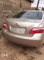2008 gold neatly used Camry