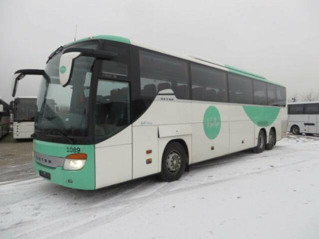 Setra 416 GT-HD - 2008