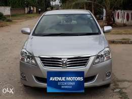 Toyota Premio 1800cc valvematic for sale at Avenue Motors Ltd