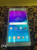 Samsung Galaxy note 4 in perfect condition