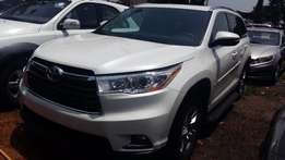Fully Loaded Highlander 2015 For Sale