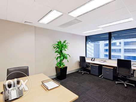 Muscat Office - Spaces