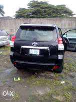 2012 slightly used Toyota Prado available in PH