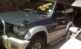 1998 Mitsubishi Pajero for Sale