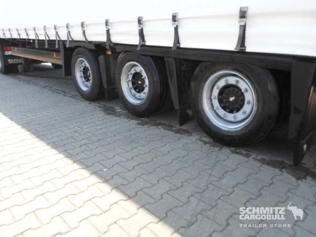 Schmitz Cargobull Semitrailer Prelată culisantă Mega - 2012 - image 7
