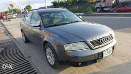 Audi A6 for sale.