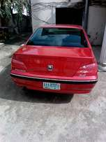2002 Peugeot 406, manual, drives well and very clean , color red