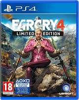Far Cry 4 Limited edition and Little Big Planet 3 ON PS4(ALL NEW)