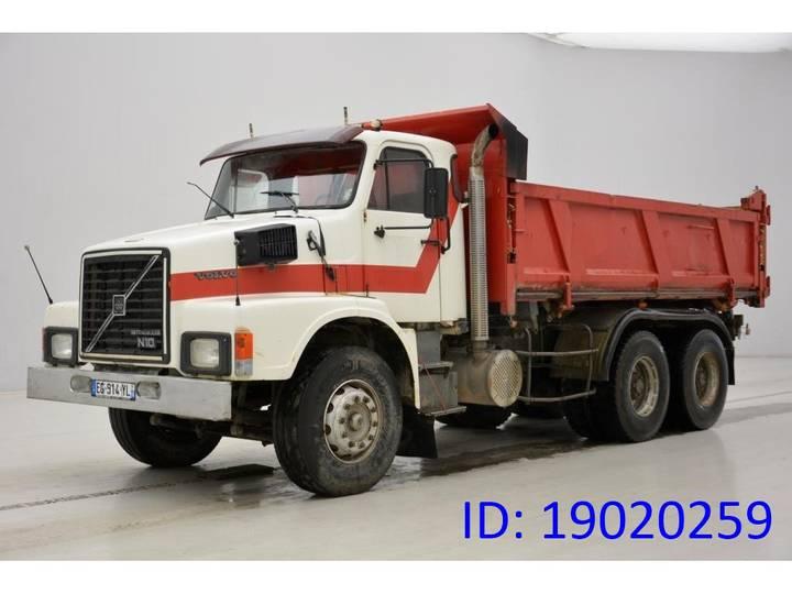 Volvo NL10 IC - 6x4 - 1990