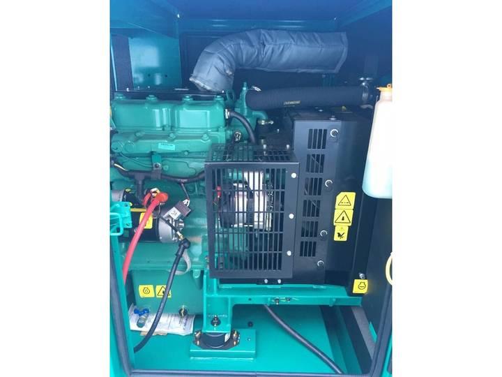 Cummins C17 D5 - 16,5 kVA Generator - DPX-18500 - 2019 - image 7