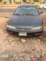 Honda Accord 1996, sound engine with first body,