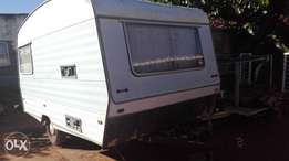Caravan for sale as is