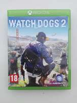 Watchdogs 2 Xbox One Game