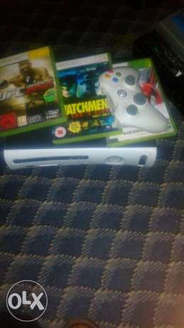 Xbox 360 for sale or swap with all accessories Apapa - image 1