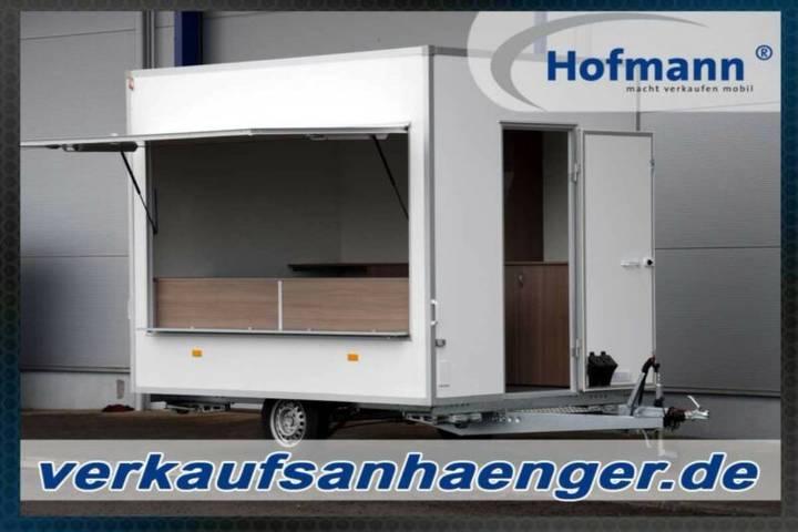 Hofmann verkaufsanhänger anhänger 300x210x230