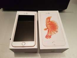 Apple iPhone 6s plus 64g gold on sale