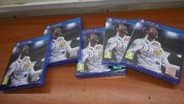 Fifa 18 ps4 plus FREE Delivery and Trade in Accepted