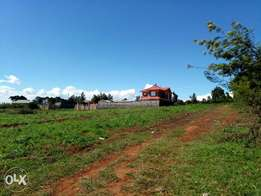 1/8 acre plots for sale in Limuru Kamirithu 400 meters from tarmac rd