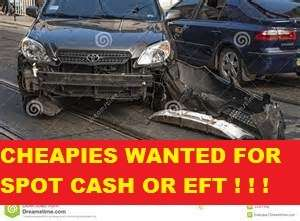 Crashed and non-runners wanted Midrand - image 1