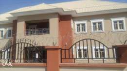 A newly built 2bedroom to let at CRD Lugbe