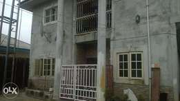 5 Bed Duplex And 3 Bed Flat On 1 & Half Plot Title C of O Sale Or Rent