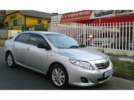 2008 Toyota Corolla 1.4 Advanced For Sale