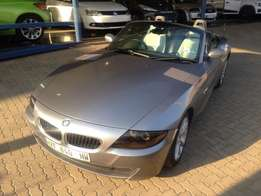 2006 Bmw Z4 3.0 si Manual 6 speed