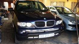 2006 Bmw X5 3.0 Diesel 141000km with panoramic sunroof Bargain at 125k
