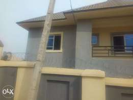 Newly built 3bedroom flat at independent layout for Rent