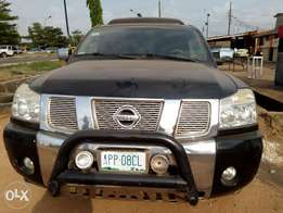 Urgent give away Nissan Armada 04