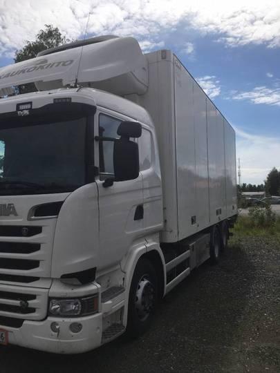 Scania R 520 6x2 - 2017