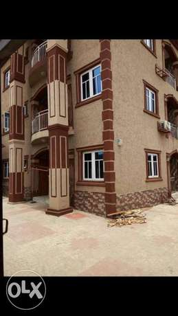 Newly built two bedroom flat to let at orile agege. Agege - image 1