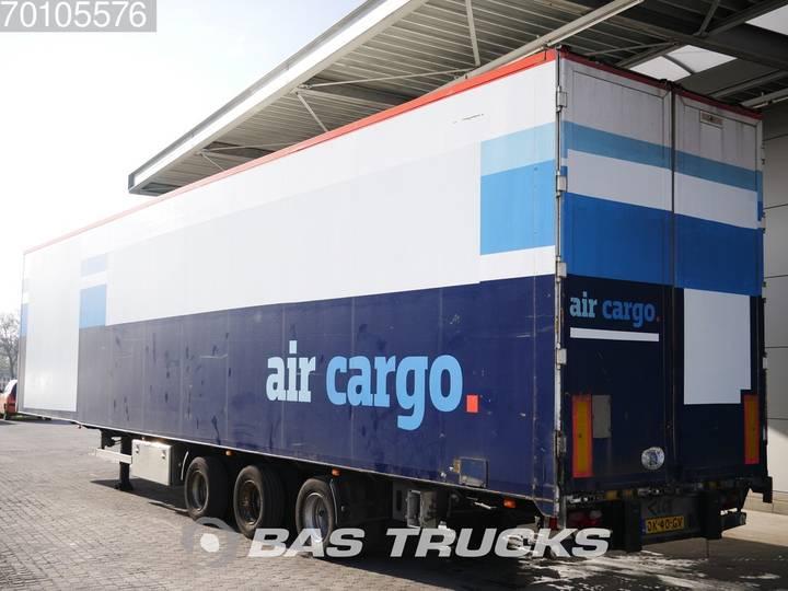 Van Eck PT-3LNN Liftachse Doppelstock Mega Aircargo-Luftfracht-Ro... - 2007