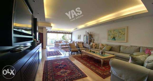 Ballouneh 270m2 | 150m2 Garden | High-End | Unique Property | بلونة -  2