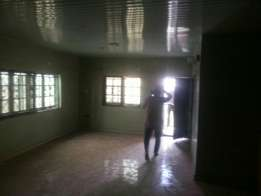 Standard Warehouse On Full Plot with Separate compound at Ajao Estate.