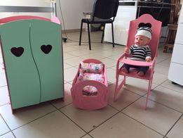 шкаф для кукол детский мир Olxua
