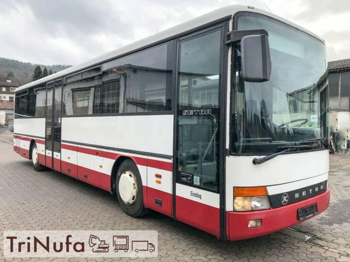 Setra S 315 UL | Schaltgetriebe | 299 PS | 1. Hand | - 1996