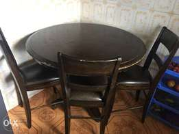 imported 4 seater dining table