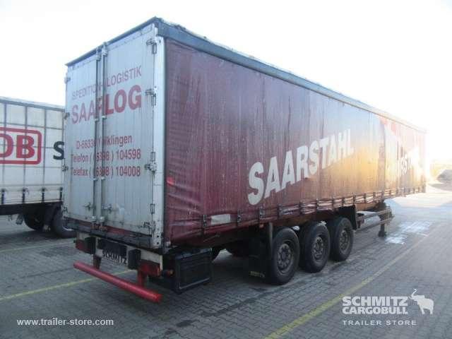 Schmitz Cargobull Curtainsider Coil - 2002 - image 5