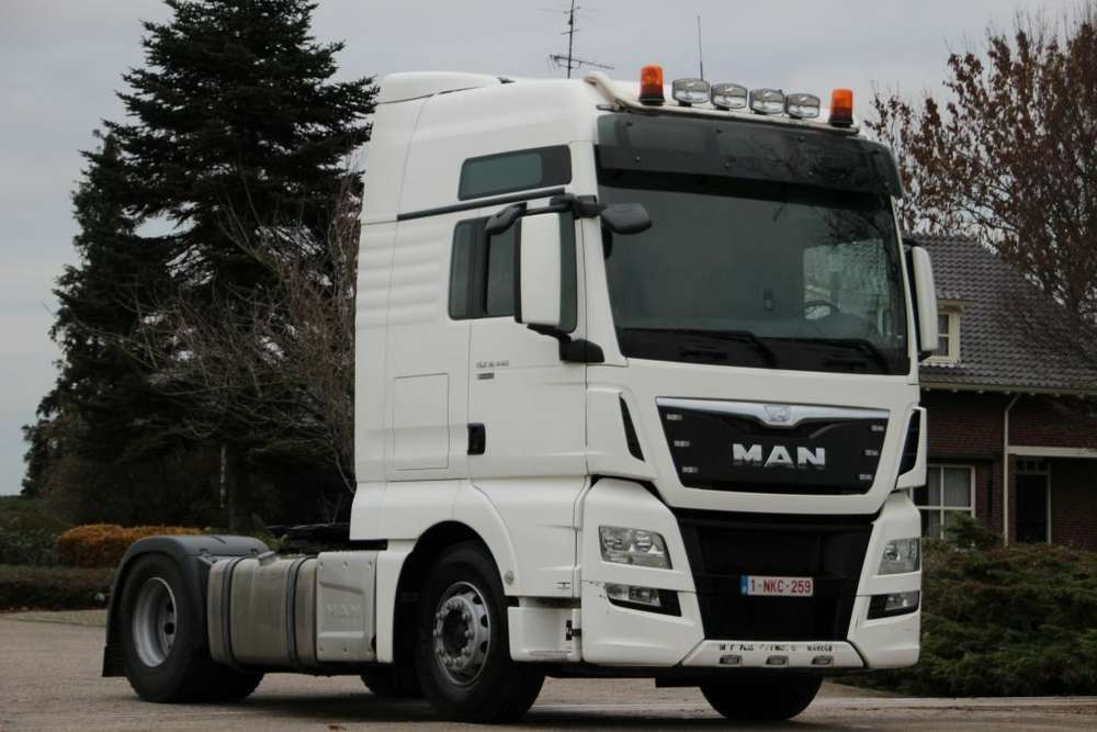 MAN Tgx 18/440 Acc/kipphydraulic/euro6/212tkm! - 2016