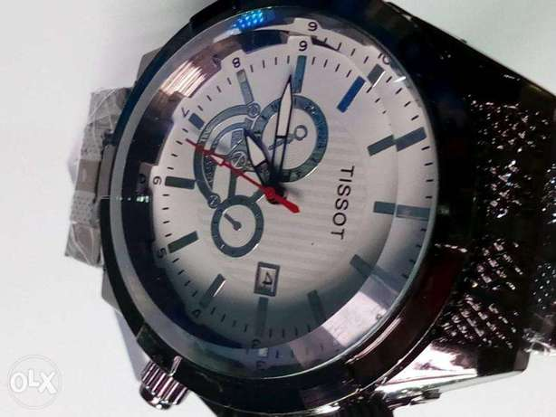 Tissot Silver Men Wristwatch Lekki Phase 1 - image 2