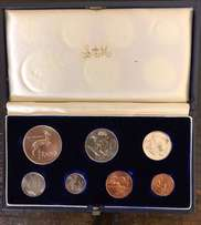 1965 South African Proof set