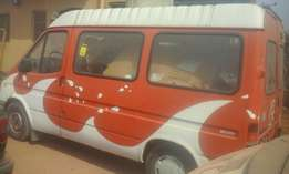 Ford transit petrol just arrived N1.7m