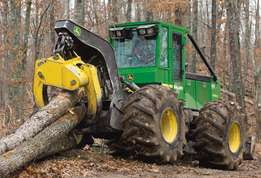 Forestry plant and Equipment for hire