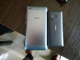 Gionee M5 mini and Nokia
