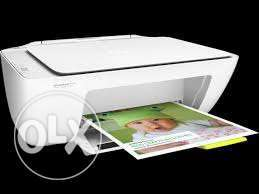 HP Deskjet 2130 All-in-One - Scan, print and photocopy (color)
