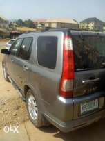 Clean Honda CRV with factory fitted a/c. and sound engine. For sale