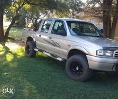 Mazda Drifter 2.5 td Double cab